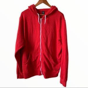 Zine pullover hoodie